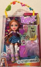Bratz Study Abroad Meygan Scotland or Bust Doll Rare Collector New NIB
