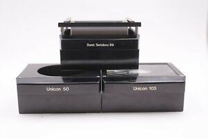 DURST UNICON 50 + 105 + SETOBOX 69 - SHC Art. 759740 / N