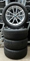 4 Orig BMW Winterräder Styling 378 205/55 R16 91H 1er F20 F21 2er F22 F23 679620