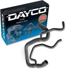Dayco 72348 Radiator Hose - Coolant Antifreeze Radiator vf