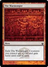 The Warmonger PROMO HERO CARD PreRelease   NM  MTG Born of the Gods  UNUSED CODE