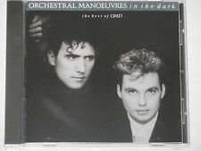 ORCHESTRAL MANOEUVRES -In The Dark / The Best Of- CD