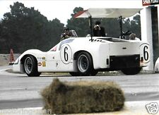 SEBRING 12 HOURS 1967 CHAPARRAL 2F MIKE SPENCE JIM HALL  1967 PHOTOGRAPH FOTO #6