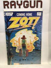 Zot! #27 VF/NM 1st Print Eclipse Comics