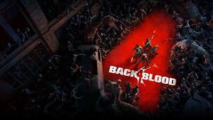Back 4 Blood B3ta Code PC (Starts August 5th)