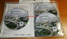 BMW NAVIGATION DVD Road Map Europe PROFESSIONAL 2019+Autovelox (DVD1+DVD2+DVD3)