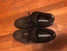 Shimano SPD SH-MT30 Mountain Bike Cycling Shoes US Men's Size 12.5 EU 47