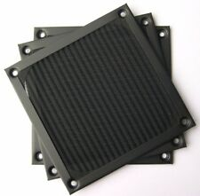 eXXtreme CPU 120mm Metal Frame Dust Filter - Black - 3 Pack