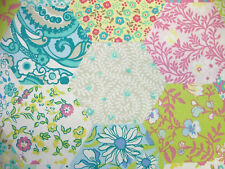 4m Prestigious Picnic Patchwork 100% Cotton Fabric Curtain Upholstery Quilting