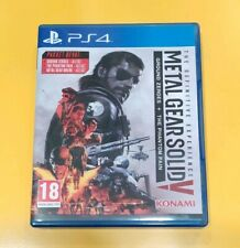 Metal Gear Solid V The Definitive Experience GIOCO PS4