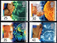 GB 1994 Europa. Medical Discoveries Complete Set SG1839 - 42 Unmounted Mint