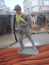 Soldatino ISAS WESTERN Figurino SUDISTA Vintage  /S/A/