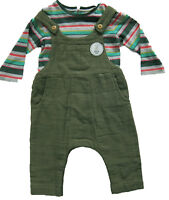 New Girls Green NEXT Playsuit & Top Age 2-3 Years RRP £22