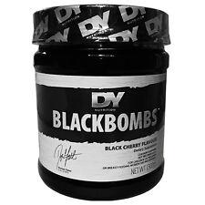 Dorian Yates - Black Bombs, Black Cherry - 300g - New Formula - Free Shipping !