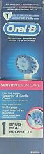 Oral-B Sensitive Gum Care Replacement Brush Heads - 3 Count