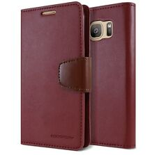 GOOSPERY® Authorized Book Flip Leather Wallet Card Case for iphone/Galaxy/LG