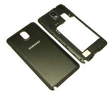Original Samsung Galaxy Note3 N9000 Akkudeckel Cover Gehäuse Mittel Rahmen Frame