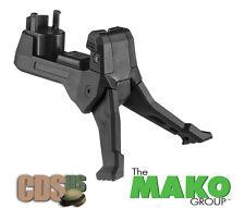 MAKO Fab Defense Tavor Quick Deployment Bipod for TAR 21 Models Tar Podium Black