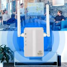 300M 2.4G Wireless WiFi Repeater Verstärker Extender Router Mit Externe  Antenne