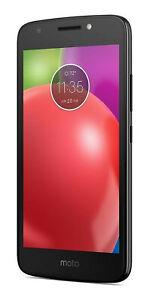 Motorola MOTO E4 | New | Sprint | Gray | 16 GB | 5 in Screen | XT1760