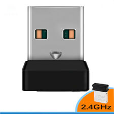 New listing 2pcs Wireless Dongle Receiver Unifying Usb Adapter for Logitech Mouse Keyboard