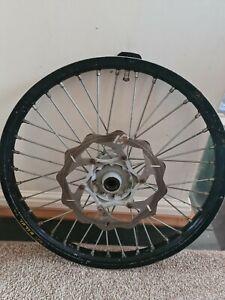 Ktm exc front wheel