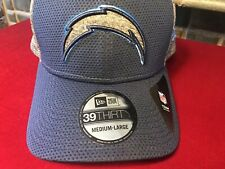 los angeles chargers New Era 39thirty