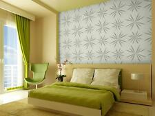 Rays 3D Wall Panels Dining Room Living Room Bedroom Wallpaper 3m sq WP0007