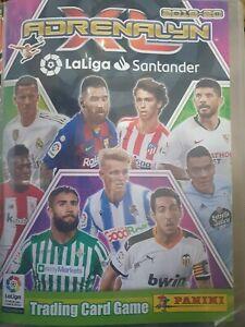 Adrenalyn LaLiga 2019 2020 XL Colección Completa