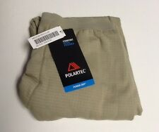 US ARMY ISSUE USGI ECWCS GEN III L 2 POLARTEC WAFFLE BOTTOMS MED REG NWT