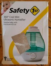 Safety 1st 360* Cool Mist Ultrasonic Humidifier New