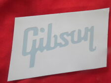 GIBSON DYI GUITAR CASE LRG LOGO STENCIL APPLY TO YOUR CASE