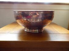 Antique Indo Persian Copper Bowl Middle Eastern Islamic Indian Safavide Qajar???