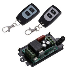 220V 10A 1CH Channel Wireless on off Relay Remote Control Switch RF 315MHz