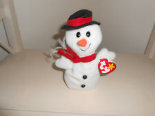 "The Beanie Babies Collection Original ""Snowball"" 1996 Birthdate 12-22-96"