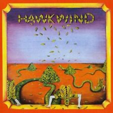 HAWKWIND SELF TITLED 4 Extra Tracks REMASTERED CD NEW