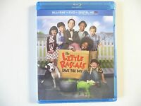 The Little Rascals Save the Day (Blu-ray/DVD (NEW)