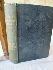 MOSSES From An OLD MANSE,2 Parts,1846, Nathaniel HAWTHORNE,1st ED.,Not 1st Issue