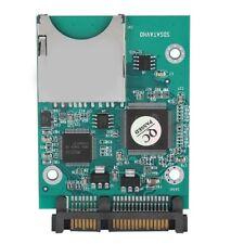 SD/SDHC/SDXC/MMC Memory Card To 2.5in SATA 7+15pin HDD Hard Disk Drive Converter