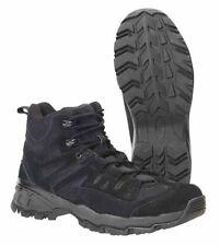 Herrenstiefel & -boots aus Wildleder ohne Muster mit Schnürsenkeln