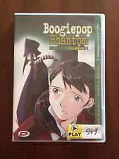 BOOGIEPOP PHANTOM EVOLUTION 1 - DVD + EXTRAS EPS 1 & 2 - 50 MIN SELECTA VISION