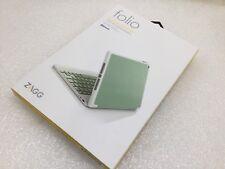 ZAGG folio Wireless Bluetooth Keyboard Case for Apple iPad Air ID5ZFN-GY0 Green