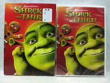 Shrek The Third Dvd New With Slipcover Dreamworks