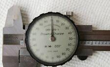 Brown Amp Sharpe 599 578 1 Dial Caliper 0 6 Silver Swiss Made
