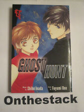 MANGA:     Ghost Hunt Vol. 2 by Fuyumi Ono and Shiho Inada (Paperback, 2005)