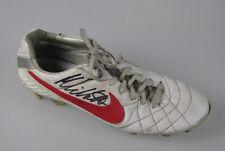 MATT GILLETT Hand Signed Player GAME WORN 2013 Football Boot + Exact Photo Proof