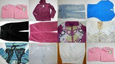 GIRLS CLOTHES LOT = SIZE 14 16 = JUSTICE jeans sweater top pants - wwfw