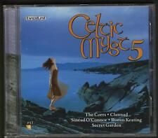 CELTIC MYST VOL 5 CD Corrs Clannad Secret Garden Sinead O Connor