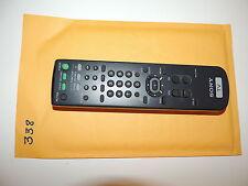SONY RM-Y169 TV REMOTE CONTROL RM-Y165 RM-Y136A RM-Y135 RM-Y136 RM-Y137 OEM