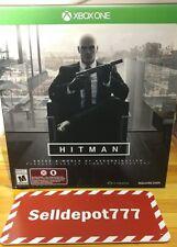 Brand New Hitman: Collector's Edition (Microsoft Xbox One, 2016)
